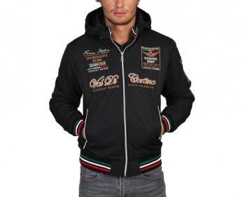 Geographical Norway Avatar schwarz