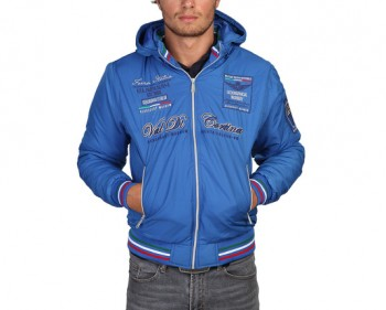 Geographical Norway Avatar blau