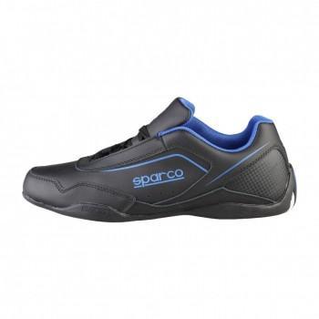 Sparco Jerez schwarz-blau