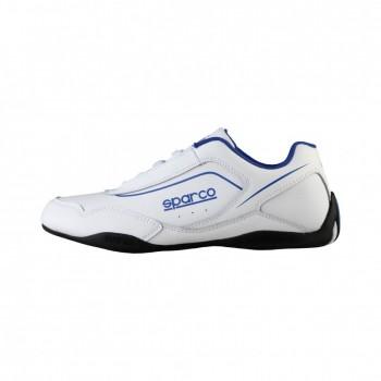 Sparco Jerez weiß-blau